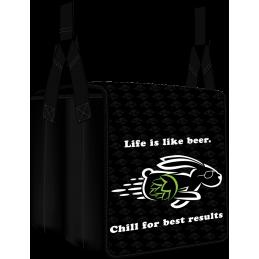 Hop Sack Life is like beer...